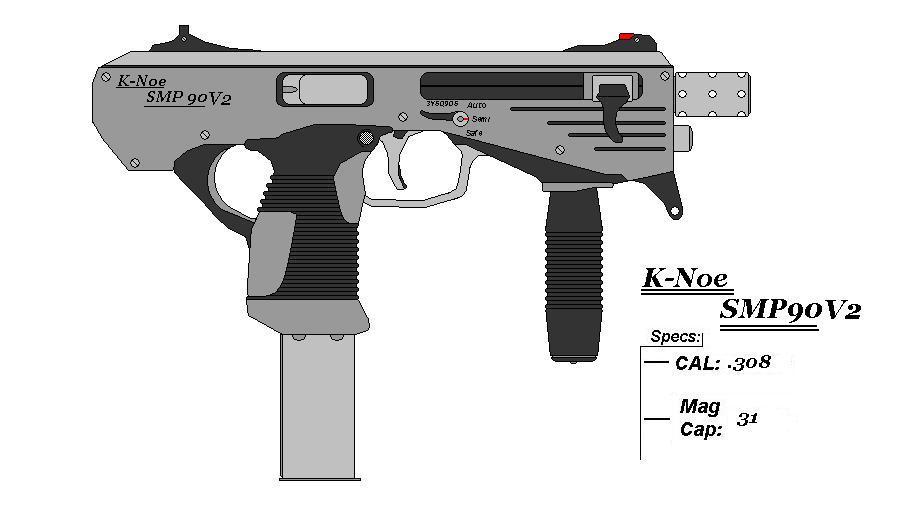 K-Noe SMP.V2 by GriffinDogR34