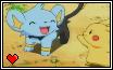 PikachuShinx Stamp-ish Thing by TsukaimonBOOM