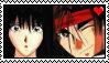 SanosukeMegumi Stamp-ish Thing by TsukaimonBOOM