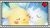 PikachuPachirisu Stamp-ish Thing 3 by TsukaimonBOOM