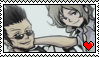 SanaeJoshua Stamp-ish Thing by TsukaimonBOOM