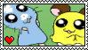 TwarksPenelope Stamp-ish Thing by TsukaimonBOOM