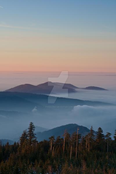 Winterview to Mercury by ErwinStreit