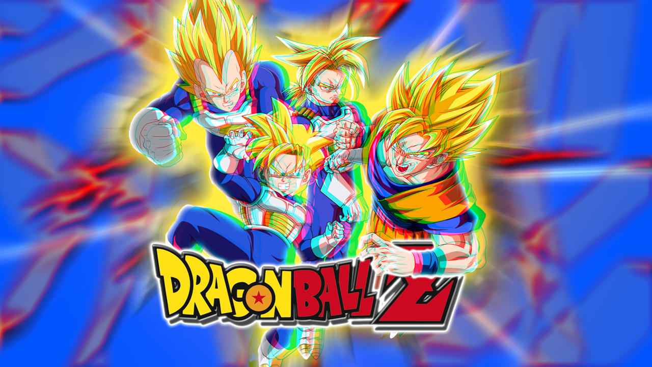 Dragon Ball Z Cell Games Poster 3D By Boeingfreak On