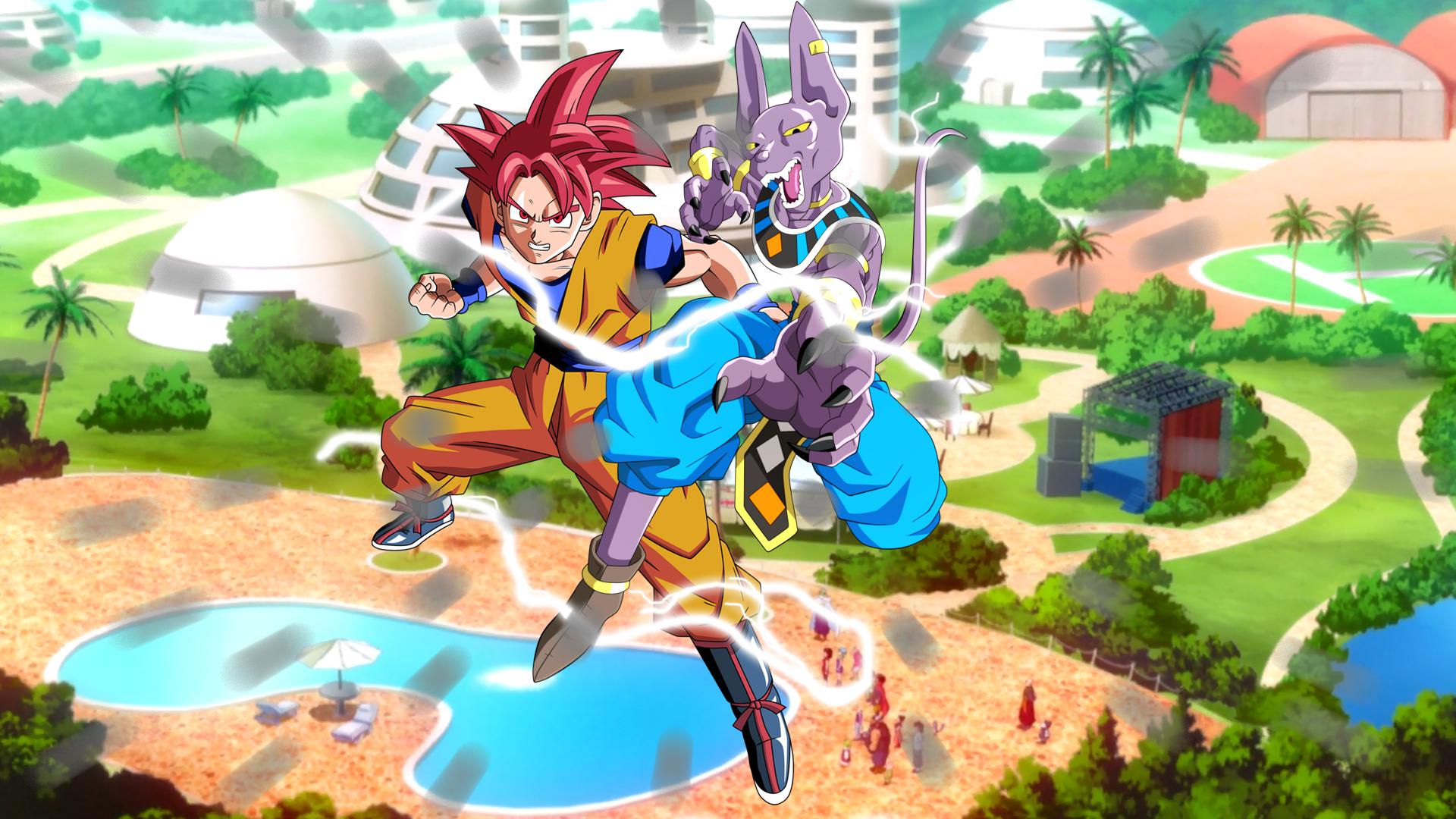 Dragon Ball Z Background Sprites 67196 Trendnet