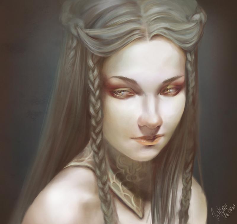 Queen by Goran-Alena