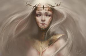 My angels of sorrow by Goran-Alena