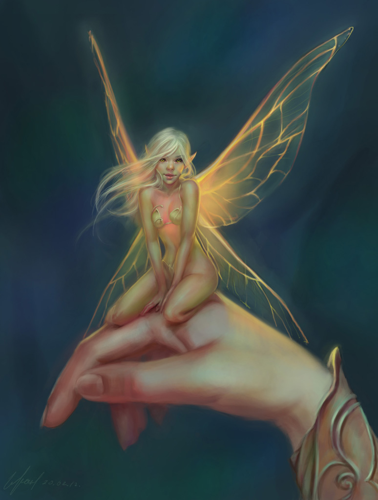 Fairy by Goran-Alena