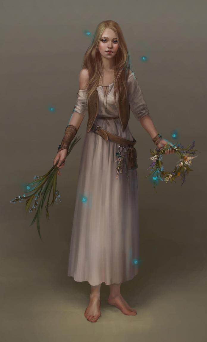 Fantasy Herbalist