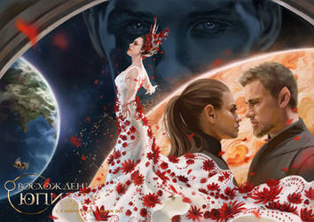 Jupiter Ascending by Goran-Alena