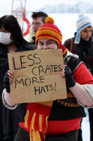 Less crates, more hats! by AliveWithTheSun