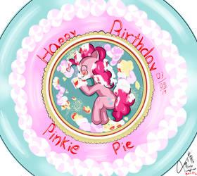 Happy Birthday Pinkie Pie!!! (03/05/19) by AsajioPie01