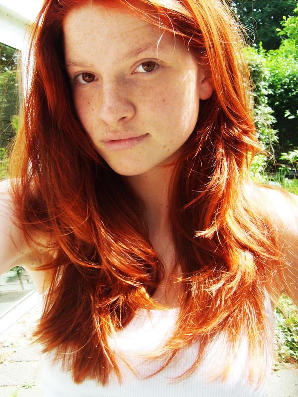 Redhead thread (18+) Redhead_by_Implified