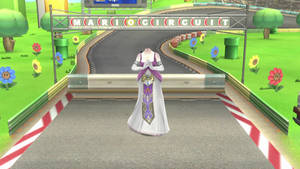 Sm4sh - Headless Zelda