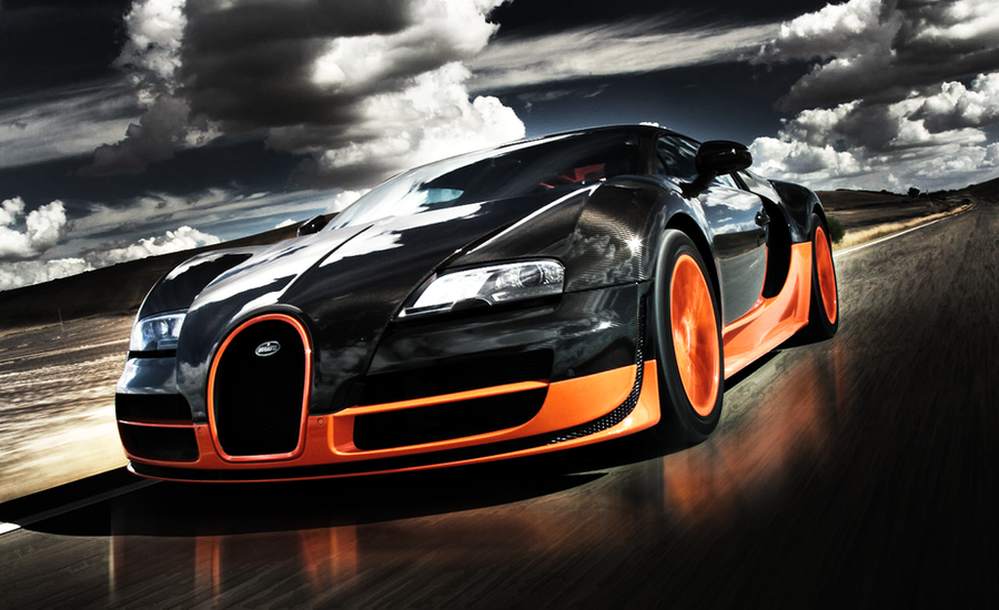 bugatti veyron super sport by pedrocasoa
