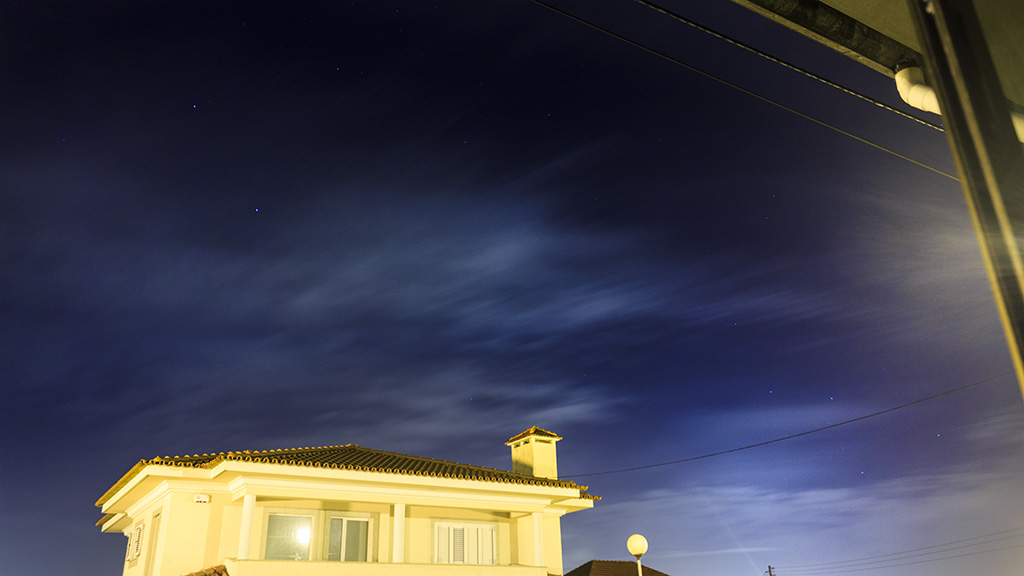 cloud night by pedrocasoa