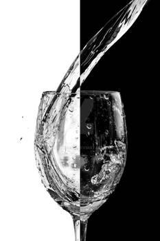 Cup black white 2
