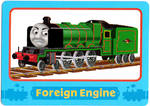 Foreign Engine's Trading Card