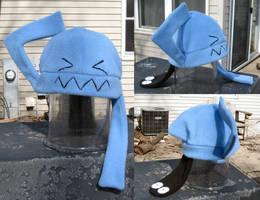 Wobbuffet Hat by clearkid