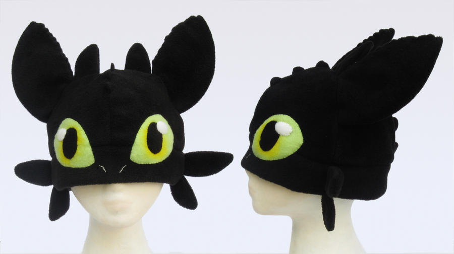 Amigurumi Toothless : Free crochet toothless dragon hat pattern traitoro for