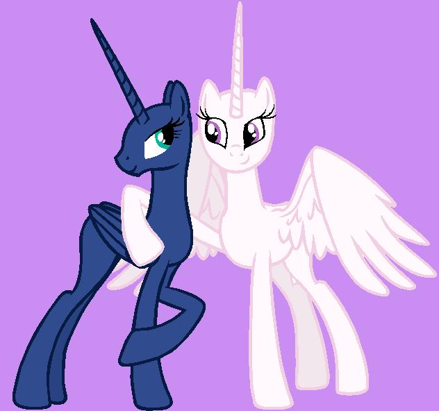 Pony Bases favourites by Pegatrix on DeviantArt