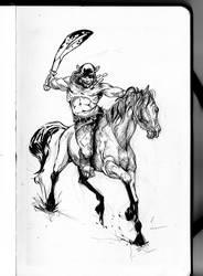 Conan by ilkersak