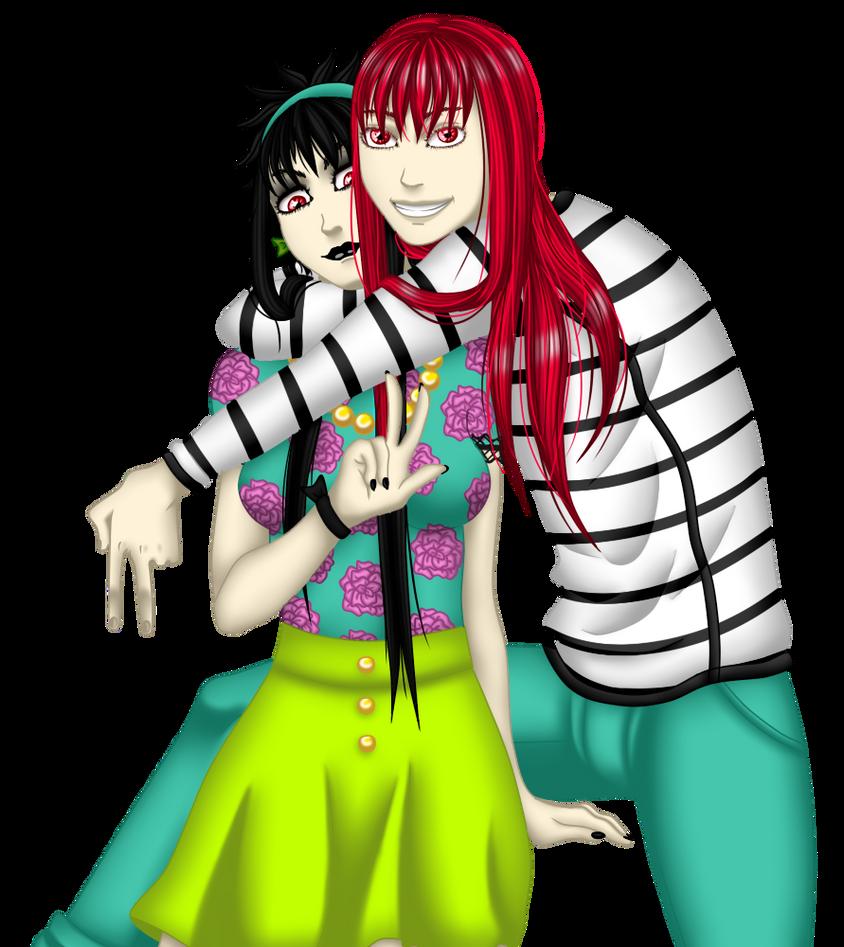 ~ Ren et Katanai ~ by Darkyukifr