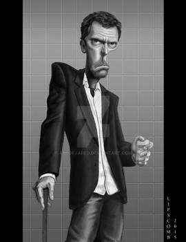 House MD Greyscale