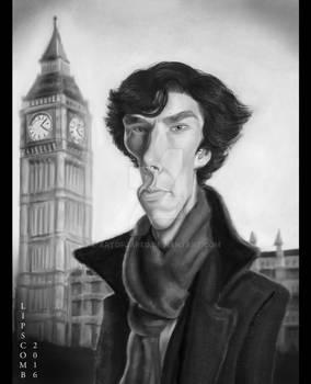 Sherlock Greyscale