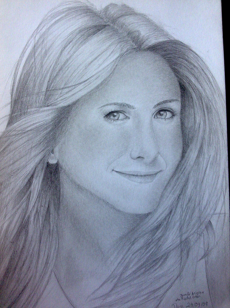 Rachel Green by ~bm23 on