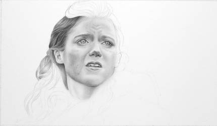 Ygritte - WIP 1