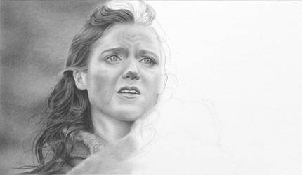 Ygritte - WIP 2
