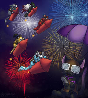 Enter the New Year with a BANG