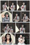 Momo comic
