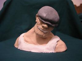 The Goon sculpt by chrono1984