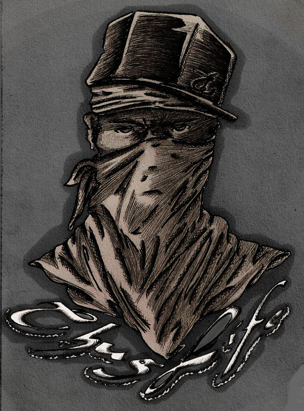 THUG LIFE LOGO 2 by And86 on DeviantArt