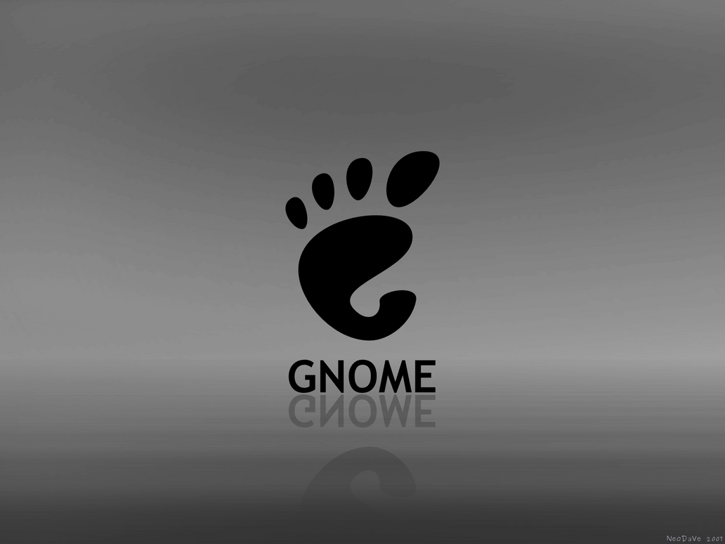 GNOME by miXvapOrUb