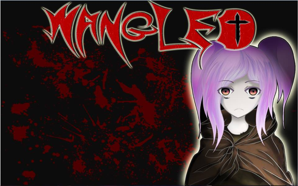 Mangled Background Menu by ImmortalAngelSanctum