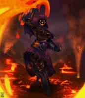 Flame Ascendant by Akai-Art