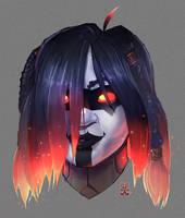 Gwendeth Dragonclaw by Akai-Art