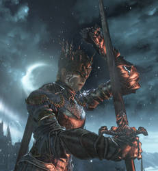 Dark Souls 3 new game+ by sircowdog