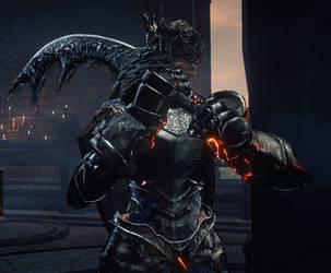 More Dark Souls 3 armor by sircowdog