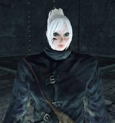 Dark Souls 2 wizard. by sircowdog