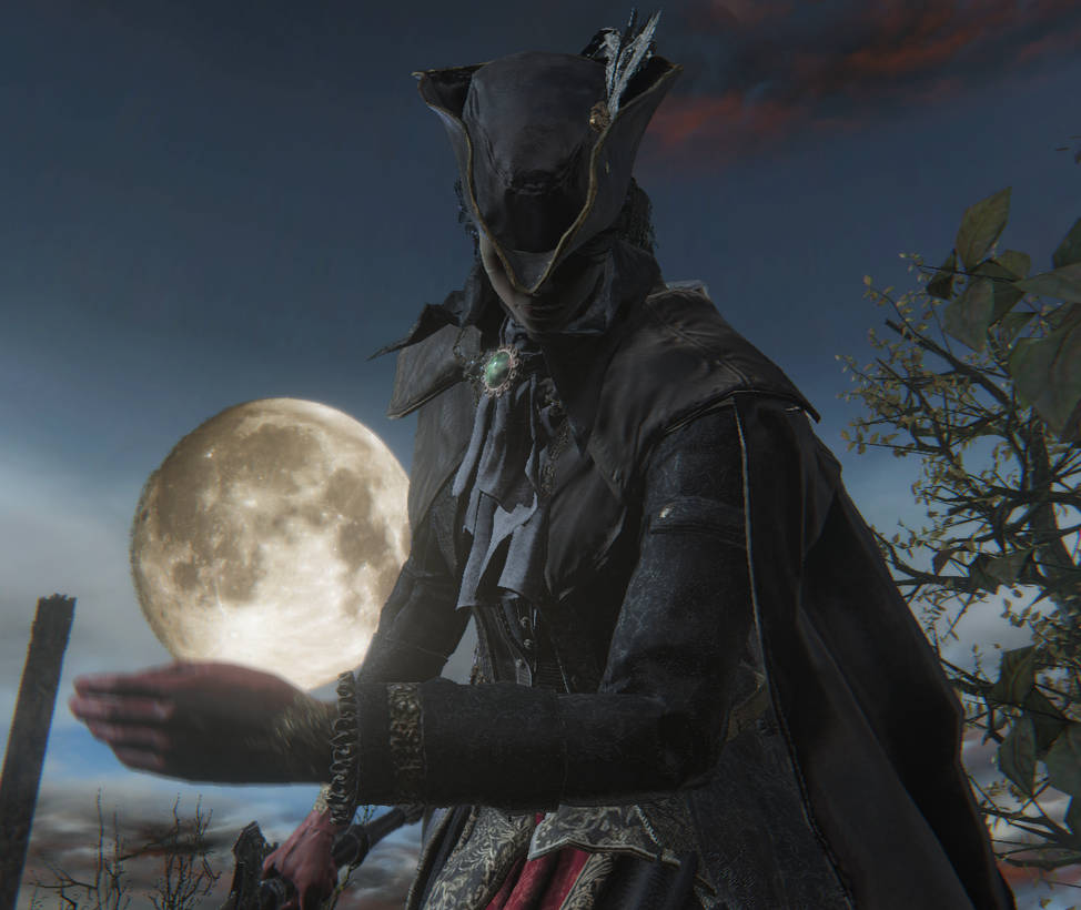 More Bloodborne by sircowdog