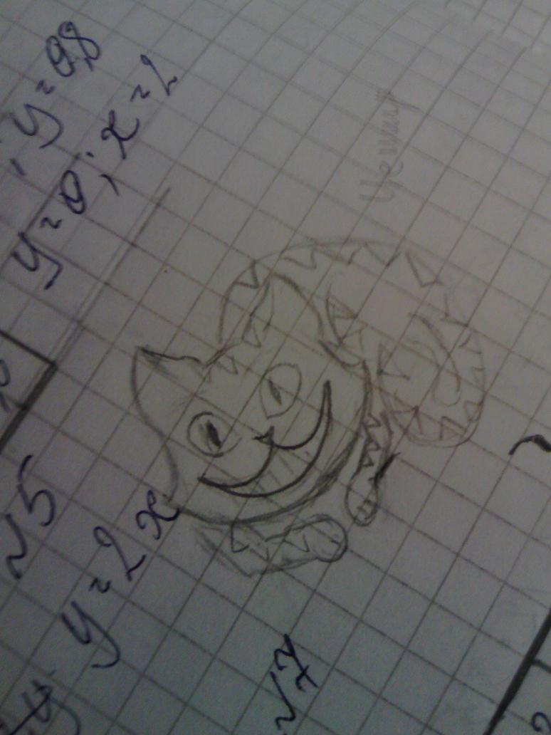 Cheshire Cat by LizaGorbacheva