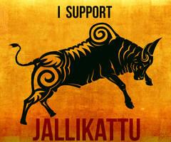 I support Jallikattu