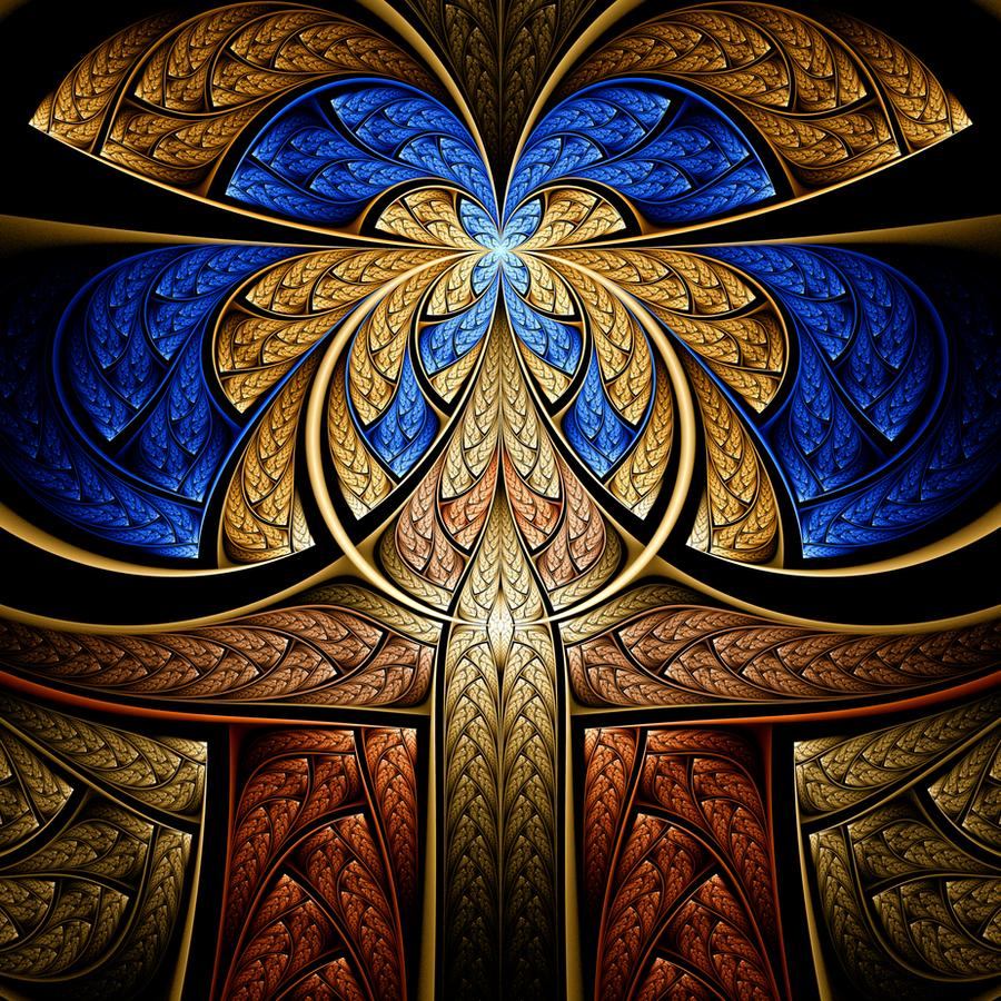 Archangel II by rosshilbert