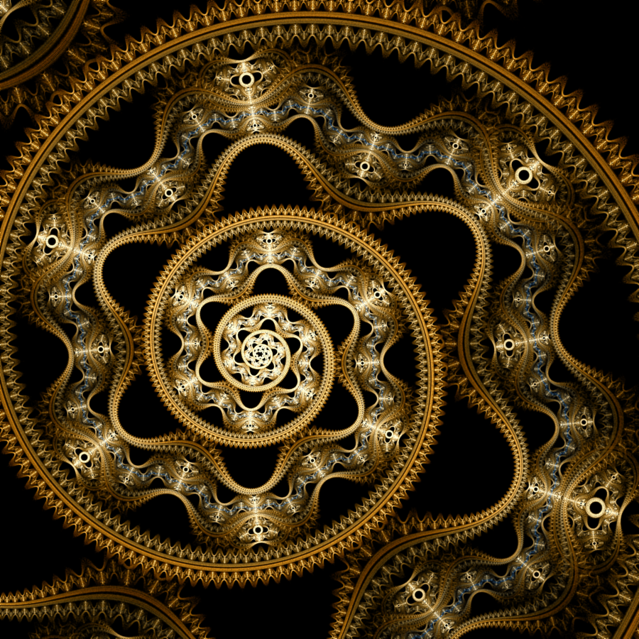 Mainspring of Time by rosshilbert
