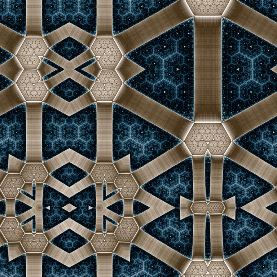 Celestial Portal by rosshilbert