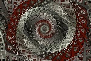 Vertigo I by rosshilbert